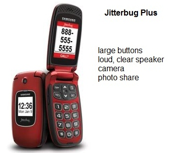 jitterbug mobile for seniors1 Senior Friendly Smartphones