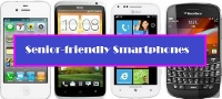 senior friendly smartphones