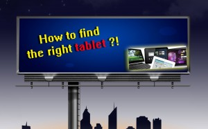 How to Choose the Right Tablet?