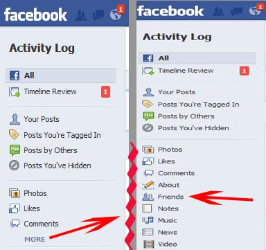 facebook how to hide friends6 How to Hide Friends (List) on Facebook