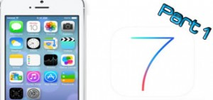 iOS7 for Beginners – Part 1